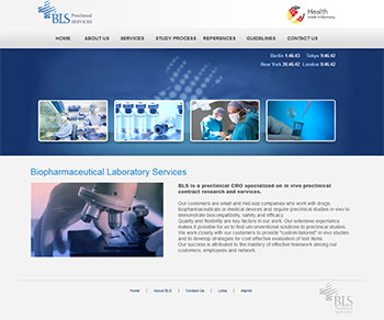 BLS Preclinical Services